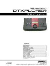 Buy Yamaha DTXPLORER MAIN Manual by download Mauritron #256324