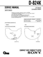 Buy Sony D-66 Service Manual by download Mauritron #239444