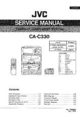 Buy JVC jvc-ca-c330--- Service Manual by download Mauritron #273478
