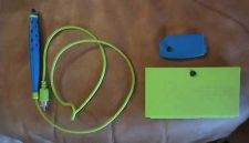 Buy Leapfrog Leap Pad REPLACEMENT Blue & Green Stylus Pen+ Covers