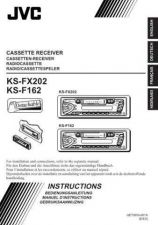 Buy JVC KS-FX202-F 162 Service Manual Schematic Circuit. by download Mauritron #271697