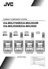 Buy Yamaha IB CAMXJ750 MXJ550 MXJ552 MXJ500 Operating Guide by download Mauritron