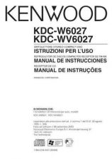 Buy Kenwood KDC-W6031 Operating Guide by download Mauritron #219088