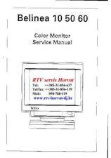 Buy BELINEA 105060 SERVICE MANU by download #107726
