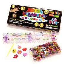 Buy Bundle Rainbow Loom Kit &(2)Rainbow Loom Refill Kids Crafts Bands Special 2600pc