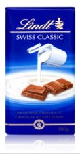 Buy Lindt Swiss Classic Milk Chocolate Bar