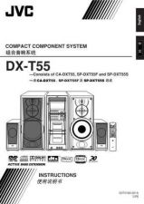 Buy JVC SP-DXT55S[2] Service Manual. On by download Mauritron #272374
