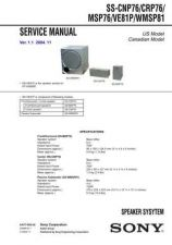 Buy Sony SSC-M388CE Service Manual by download Mauritron #233195