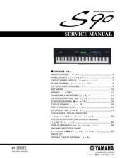 Buy JVC S90_F Service Manual by download Mauritron #255300