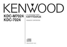 Buy Kenwood KDC-M7024 by download Mauritron #221986
