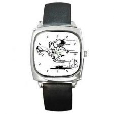Buy Racing Man Retro Runner Marathon Art New Wrist Watch