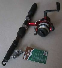 Buy Fishing, Rod & Reel Combo Set, Telescoping, Trail Worthy SP1000, 607656347475