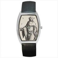 Buy St Lucy Patron Saint Of Martyrs The Blind Italy Wrist Watch