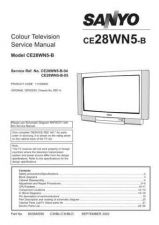 Buy Fisher CE28WN5-B-04-05 SM Service Manual by download Mauritron #214651