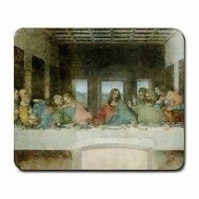 Buy The Last Supper Leonardo Da Vinci Art Computer Mouse Pad