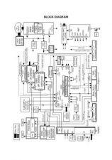 Buy LG GOLDSTAR CF20D31KE 019AADJ6 Service Information by download #112742