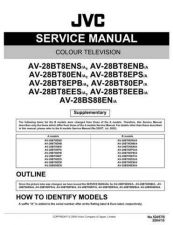 Buy JVC AV-27D303-S-R Service Manual. On by download Mauritron #269683