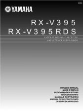 Buy Yamaha RX-V1500 U REV1 Operating Guide by download Mauritron #249731