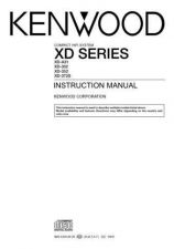 Buy Kenwood XD-452 Operating Guide by download Mauritron #219902
