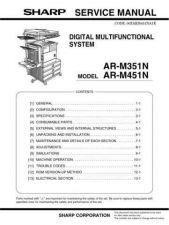 Buy Sharp ARM550-620-700N-U Service Manual by download Mauritron #208327