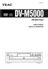 Buy Teac DV-M5000(EF) Service Manual by download Mauritron #223723
