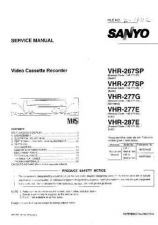 Buy Fisher. VHR-287E Service Manual by download Mauritron #218828