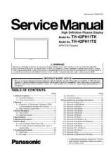 Buy Panasonic TH-32LR11MK by download Mauritron #269173