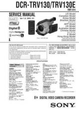 Buy Sony DCR-TRV25TRV27 Technical Information by download Mauritron #235520