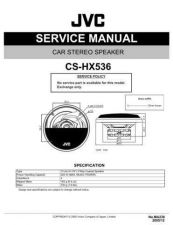 Buy JVC CS-V422 Service Manual Schematic Circuit. by download Mauritron #270195