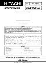 Buy Hitachi YK-027E Service Manual by download Mauritron #265738