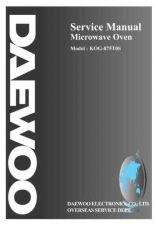 Buy Daewoo. SM_KOR-616T_(E). Manual by download Mauritron #213761