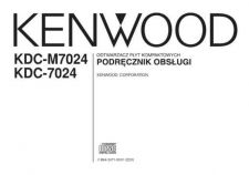 Buy Kenwood KDC-M7024 by download Mauritron #221981