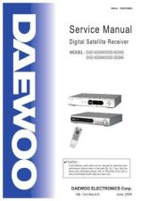 Buy Daewoo DSD9280M01 Manual by download Mauritron #225907