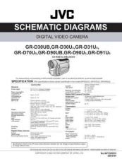 Buy Sharp GR-D30-70-90 Service Manual by download Mauritron #209680