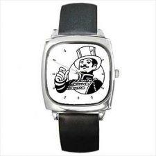 Buy Circus Ringmaster Ring Master Square Wrist Watch