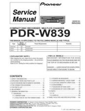 Buy Pioneer R2352 Service Manual by download Mauritron #235366