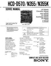 Buy Sony HCD-N355K Manual by download Mauritron #229521