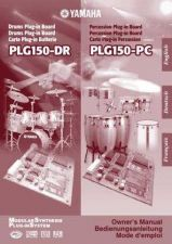 Buy Yamaha PLG150DRE Operating Guide by download Mauritron #249167