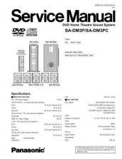 Buy Panasonic sapm11 Service Manual by download Mauritron #268710