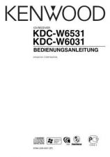 Buy Kenwood KDC-W6531 by download Mauritron #222276