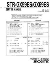 Buy Sony STR-K670P Service Manual. by download Mauritron #245157