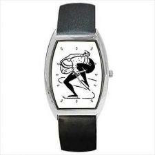 Buy Speed Skate Skating Man Retro Style Unisex New Wrist Watch