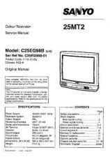 Buy Sony C25EP57NB Service Manual by download Mauritron #236973