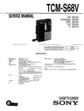 Buy Sony tc-wr901es Service Manual. by download Mauritron #245549