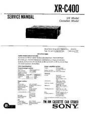 Buy Sony XR-C223-C300 Service Manual. by download Mauritron #246172