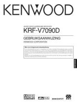 Buy Kenwood KRF-A4020 Operating Guide by download Mauritron #219442