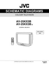 Buy JVC AV-21L91 Service Manual Schematic Circuit. by download Mauritron #269580