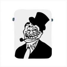 Buy Troll Dad Rage Comic Art Ipad 2 3 4 Protective Soft Sleeve Case