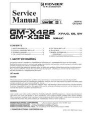 Buy Pioneer C2167 Manual by download Mauritron #227144