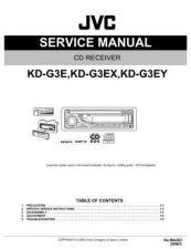 Buy JVC KD-G3E by download Mauritron #271348